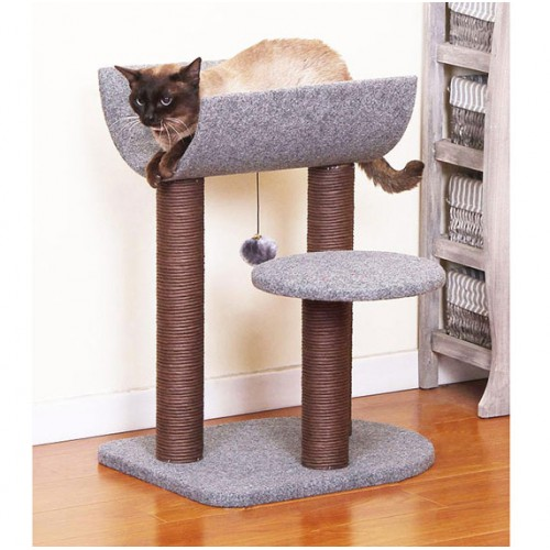 Fancy Cat Furniture With Cradle Made, Eco Cat Furniture