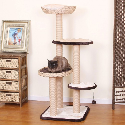 Cat Tree For Large Kitties Eco, Eco Cat Furniture