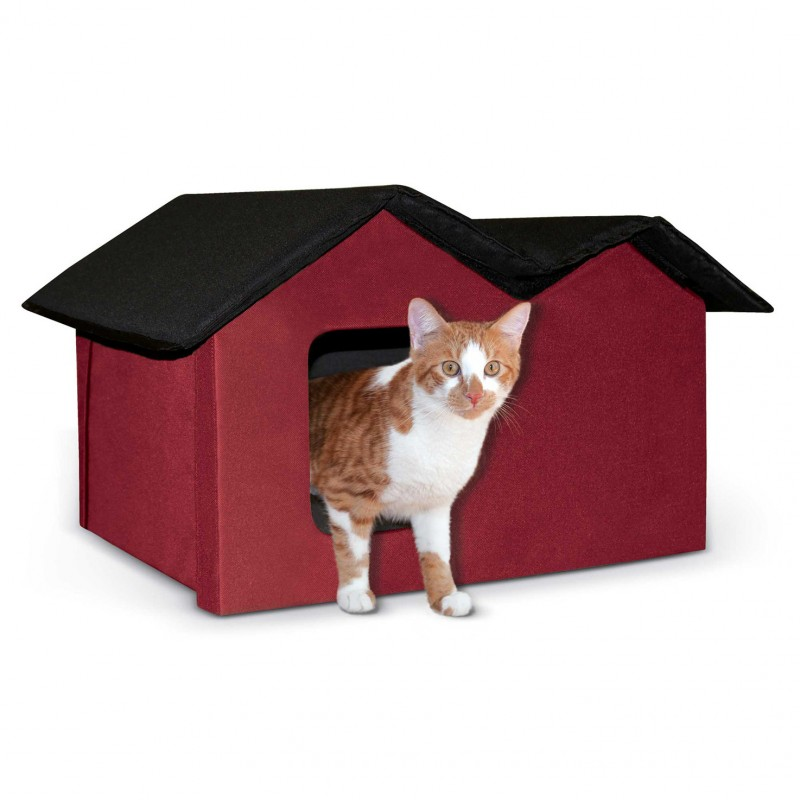 Waterproof Kitty House For Indoor Or Outdoor Use